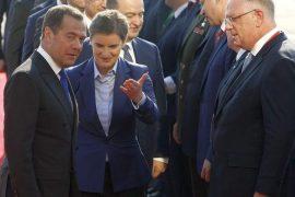 Kryeministri rus fton Serbinë në Bashkimin Ekonomik Euroaziatik