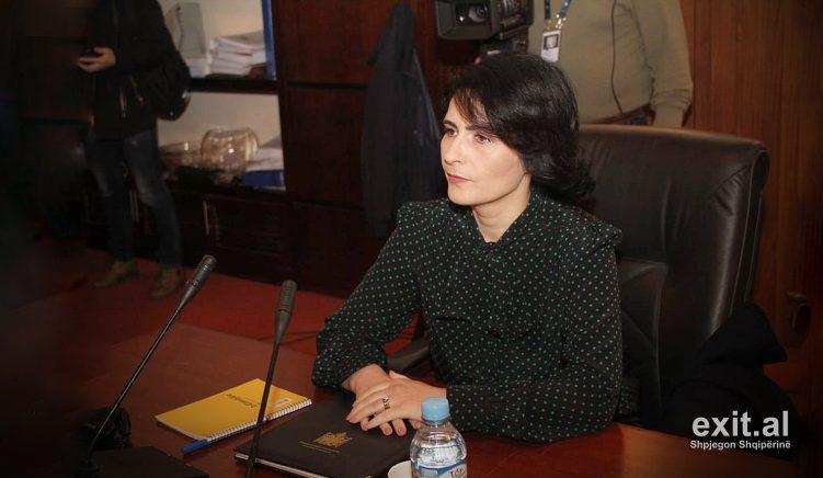 Arta Marku le edhe KED-in, zëvendësohet nga një prokuror i kohës së komunizmit