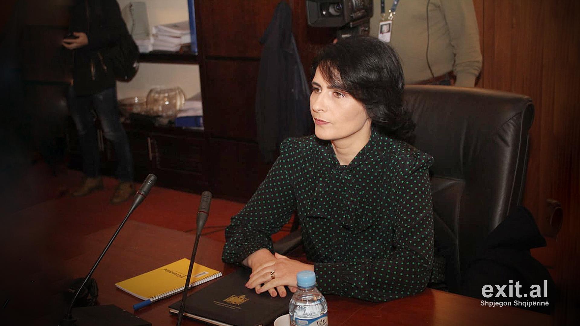 Arta Marku transferohet përkohësisht nga Shkodra në apelin e Tiranës