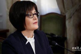 Arta Vorpsi kërkon njohjen e mandatit, 4 anëtarët e Gjykatës Kushtetuese e hedhin për votim