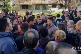 Tirana pa plan shpërngulje—banorët refuzojnë Veliajn, vjen në ndihmë Rama