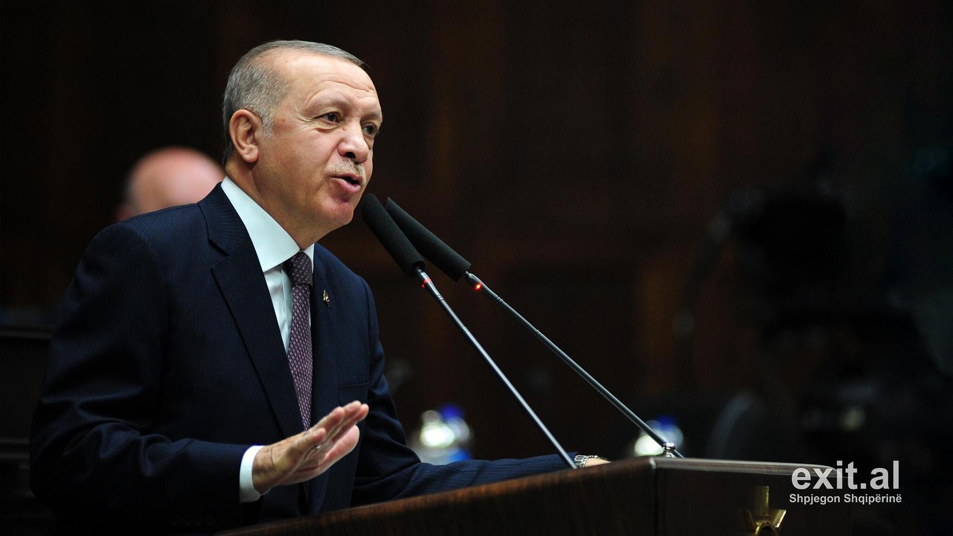 Erdogan thirrje botës islame: Të mbështesim Shqipërinë