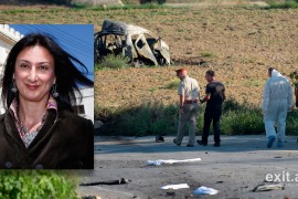 Muscat pranon vrasjen e gazetares malteze Daphne Caruana Galizia