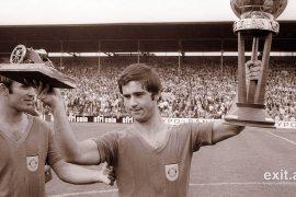 14 gola në 10 javë kampionat, sulmuesi i Bayern Munich synon rekordin 47 vjeçar