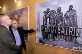 Meta: Dialog me artistët për çështjen e Teatrit Kombëtar