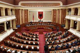 Opinioni i Komisionit të Venecias, Kuvendi shtyn miratimin e ligjit për mediat