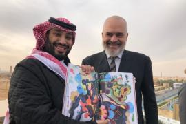Edi Rama braktis hapjen e ekspozitës së tij në SHBA, vizitë private në Arabinë Saudite