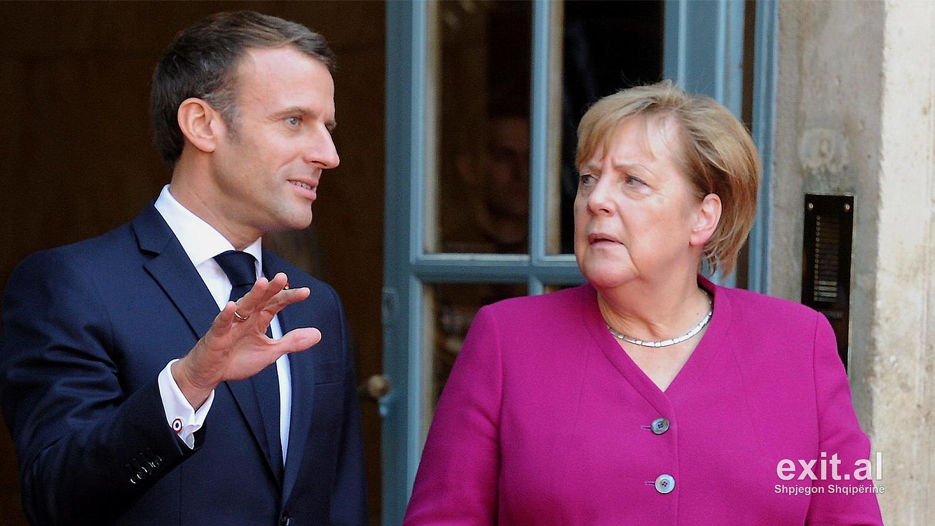 Makron: NATO në vdekje klinike; Merkel kundër: Kritikë drastike