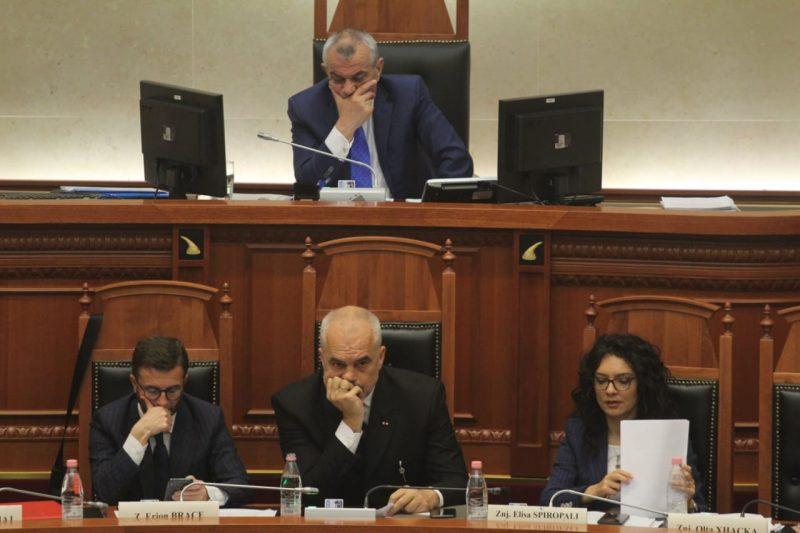Kuvendi zgjedh anëtaret e Gjykatës Kushtetuese në shkelje të Kushtetutës