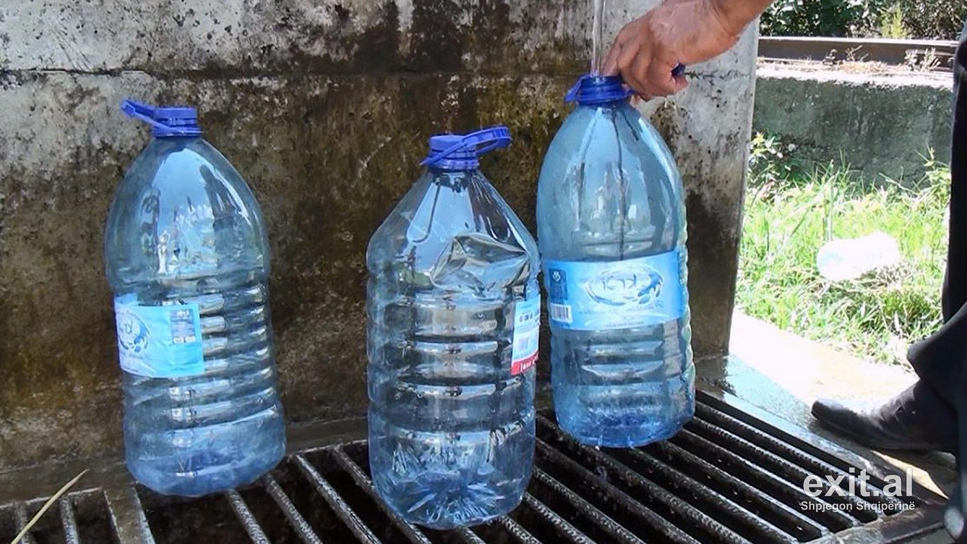 Furnizimi me ujë jepet me koncesion, qeveria ka gati projektligjin