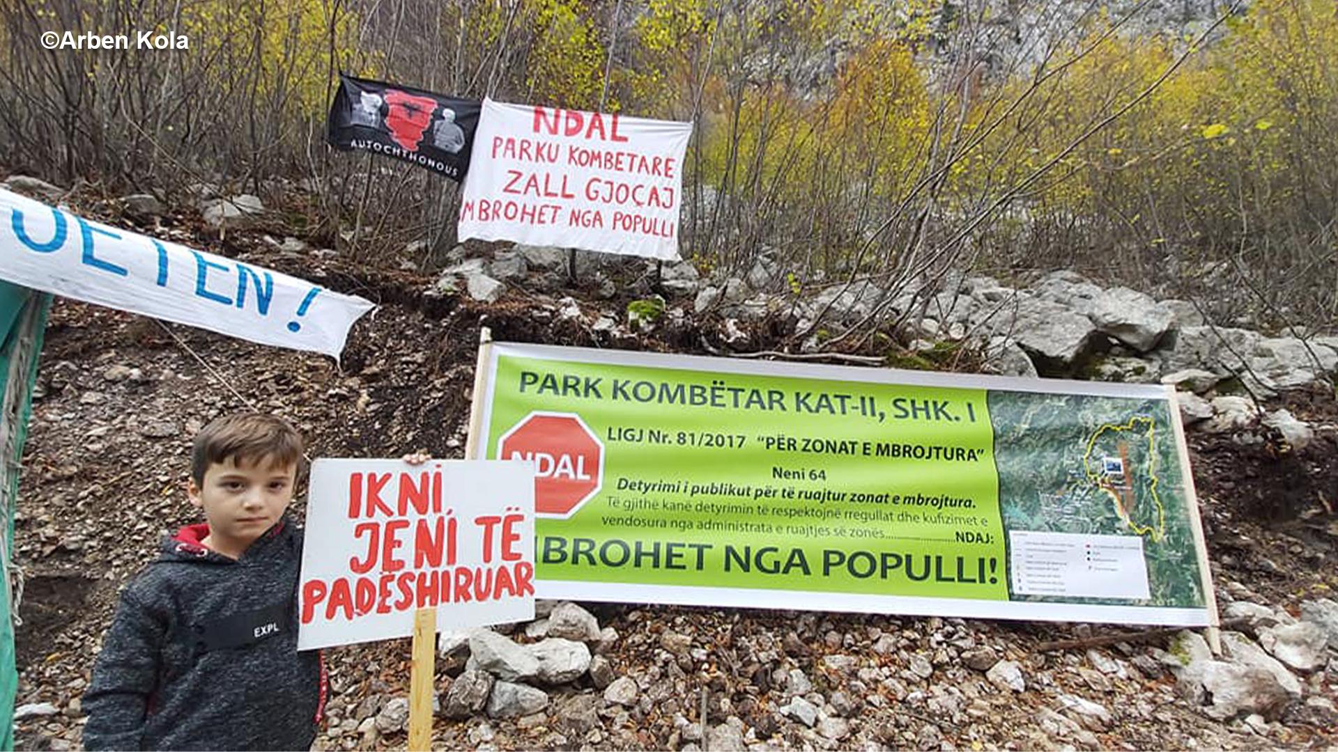 Gjykata lejon ndërtimin e HEC-eve në Parkun Kombëtar të Lurës