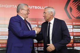FSHF kontratë të majme 4 vjeçare trajnerit më të moshuar të historisë së kombëtares