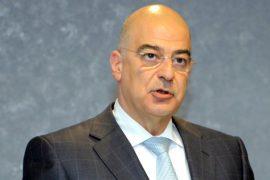 Ministri i Jashtëm grek në Shqipëri: Jemi këtu për t'ju ndihmuar