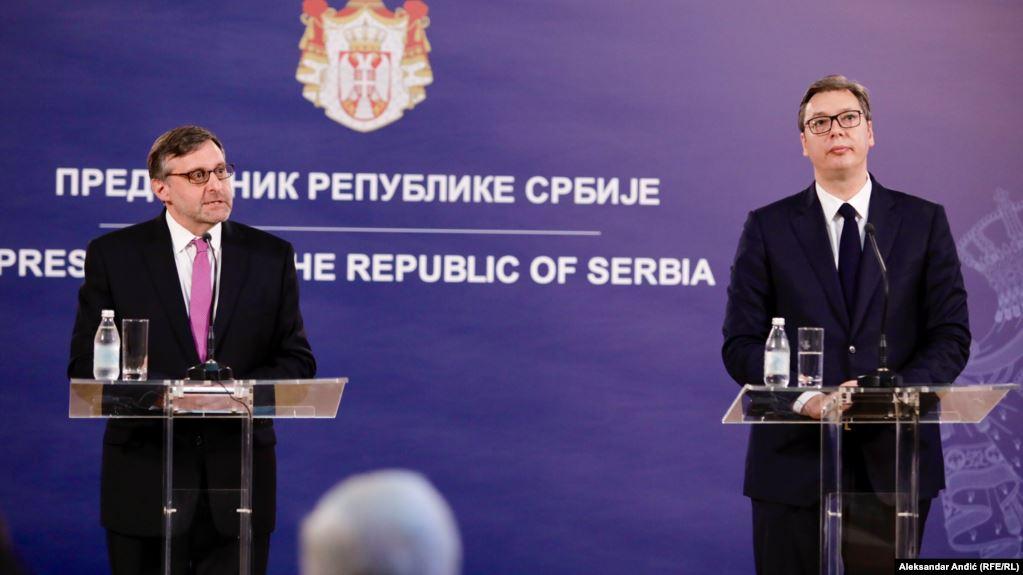 Palmer: SHBA do të përpiqet ta bindë BE-në për hapjen e negociatave me Shqipërinë e Maqedoninë e Veriut