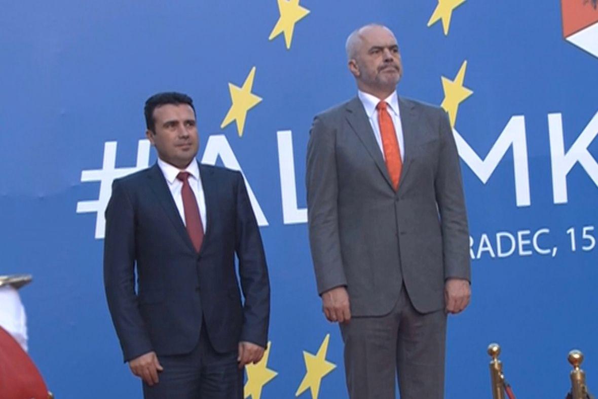 Rama e Zaev: Mos hapja e negociatave dëmton reformat e rrit nacionalizmin