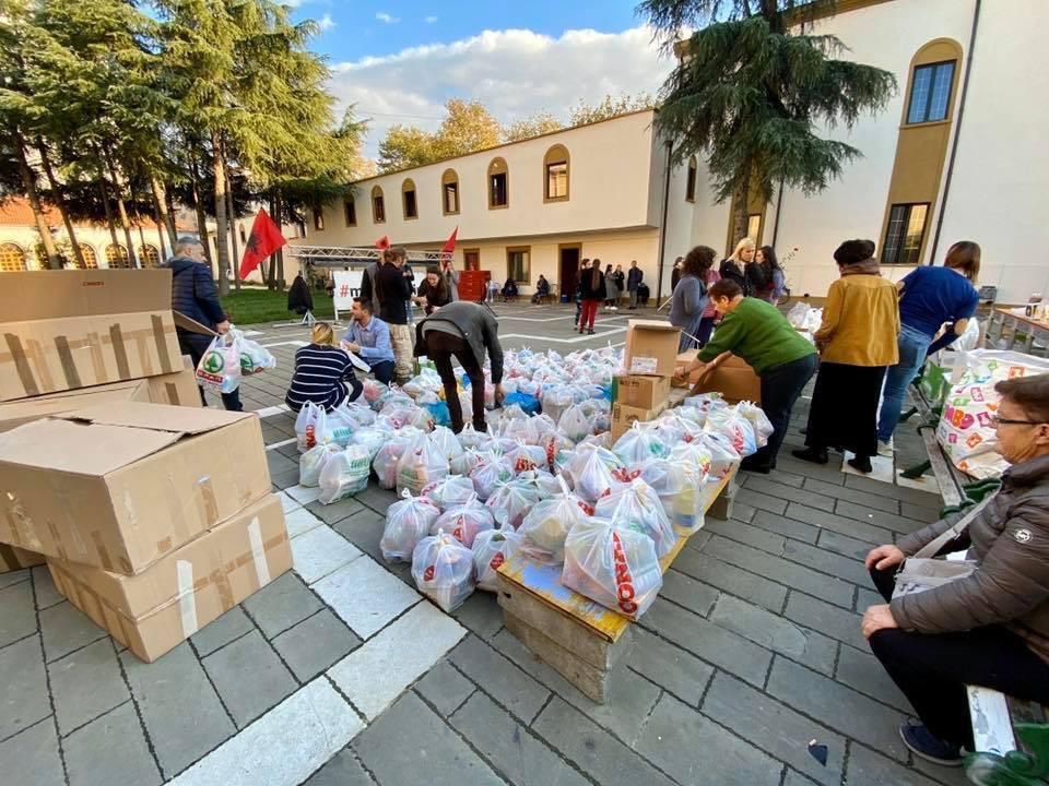 Si mund të dërgohen ndihma për të dëmtuarit nga tërmeti