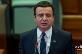 Kurti thirrje BE-së dhe SHBA-ve, Serbia po nëpërkëmb vullnetin tonë për dialog