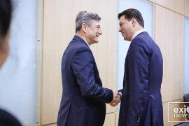 Basha përshëndet vlerësimin e KiE-së për zgjedhjet e 30 qershorit