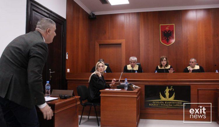 Vetingu shkarkon anëtarin e KLP-së Besnik Cani