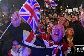 Britania zyrtarisht jashtë BE-së