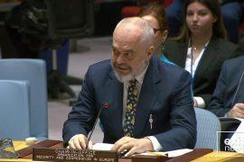 Rama kërkesë OKB-së për paqëruajtës në Ukrainë