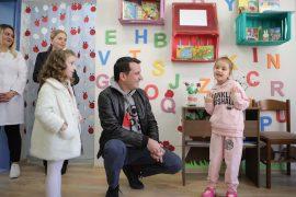Veliaj, shkolla Sami Frashëri rindërtohet me ndihmat e BE-së