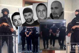 SPAK, Bajrat jo grup kriminal, Operacioni Forca e Ligjit i arrestoi si të tillë
