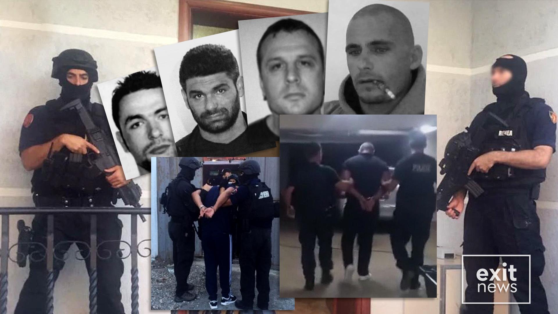 Gjykata e Shkodrës liron nga burgu disa anëtarë të bandës Bajri