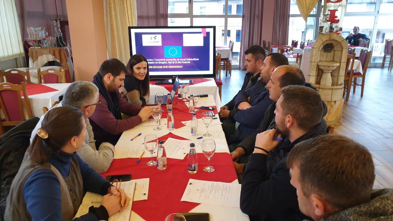 Marketimi dixhital në nxitje të turizmit të aventurës mes Shqipërisë, Malit të Zi dhe Kosovës