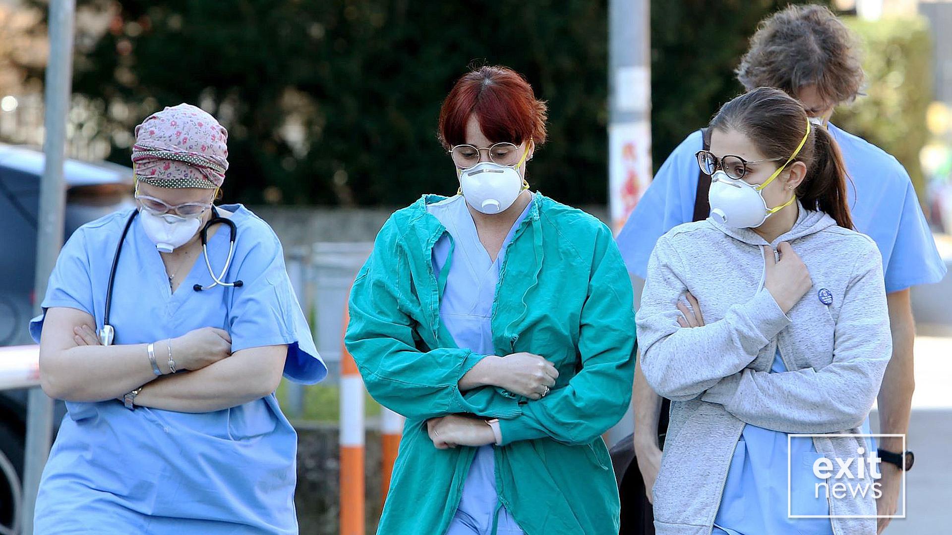 Mbi 8000 të vdekur nga koronavirusi në Itali, 662 viktima të tjera në 24 orë