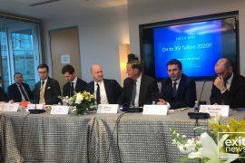 Shqipëria shpreh interes për t'u bërë pjesë e Inisiativës së '3 Deteve'