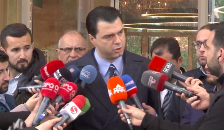 Basha: Ne sakrifikuam gjithçka për shqiptarët, jo për veten tonë