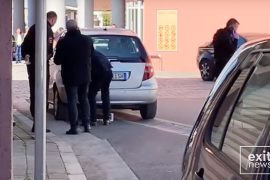 Fati shpëtoi administratorin e Vllaznisë, eksplozivit iu fik fitili