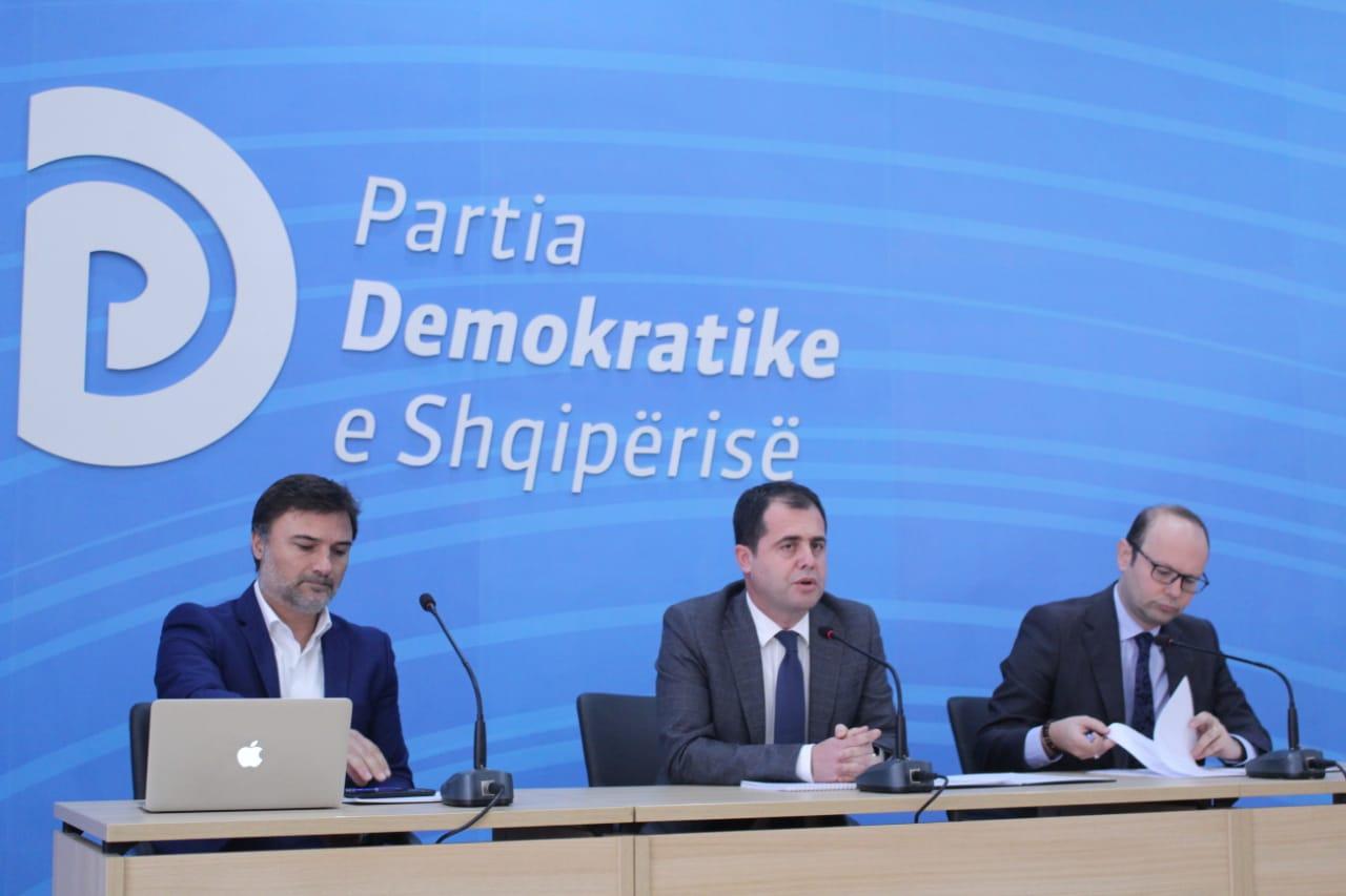 PD sqaron propozimet teknike kundër krimeve zgjedhore, hesht për qeverinë kujdestare