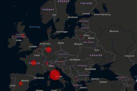 Koronavirusi, 17 viktima në Itali, raste të reja në Greqi, Bjellorusi e Lituani