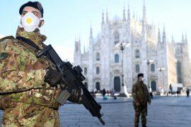 Shënohet viktima e gjashtë nga koronavirusi në Itali