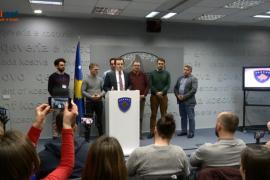 Kurti: Më 15 mars heqim tarifën 100% për lëndën e parë nga Serbia