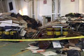 Mbetjet e sekuestruara në portin e Vlorës nuk janë radioaktive