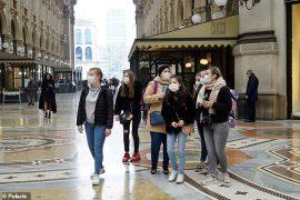 Italia masa të forta kundër koronavirusit, pezullohet mësimi dhe aktivitetet sportive