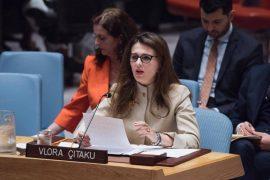 Vetëvendosja kërkon shkarkimin e ambasadores në SHBA pas skandalit me Xhamajkën