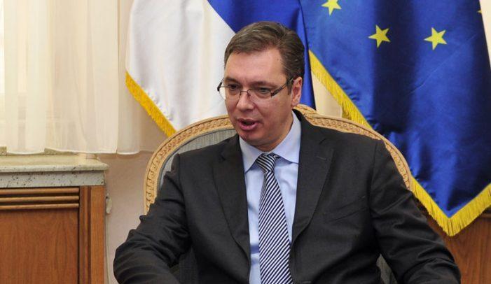 Vuçiç kërkon të vizitojë Kosovën