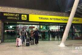 Rama i lumtur për kalimin e aeroportit nga kinezët tek shqiptarët