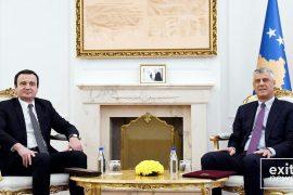 Kurti refuzon të takojë Thaçin për qëndrimet rreth dialogut me Serbinë