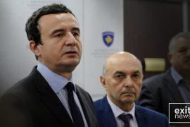 Qeveria e Kosovës në krizë pas shkarkimit të ministrit të brendshëm