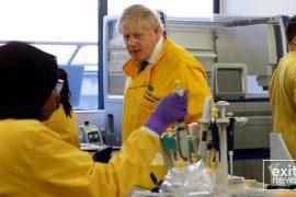 Qeveria britanike, do të duhen deri 6 muaj që gjërat t'i kthehen normalitetit