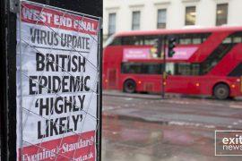 Britania e Madhe, vendi i parë në Europë për numrin e vdekjeve nga COVID-19