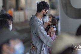 Dashuri në kohën e koronavirusit, bashkëjetesa në karantinë