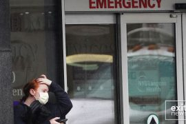 Nju Jorku epiqendra e koronavirusit në Amerikë