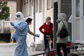 Maqedoni e Veriut, 30 viktima dhe 663 të infektuar me Covid-19