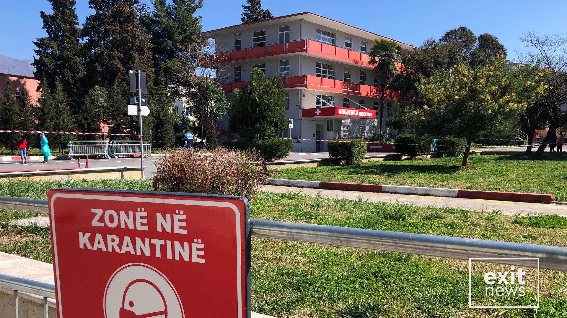Dy të vdekur mëngjesin e sotëm: shkon në 5 numri i viktimave me COVID-19 në Shqipëri
